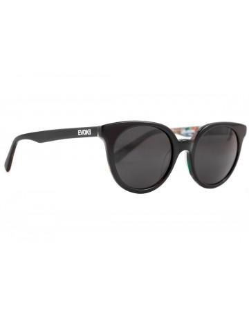 b7f0f635d03f8 Óculos de Sol Evoke Kosmopolite Black Shine