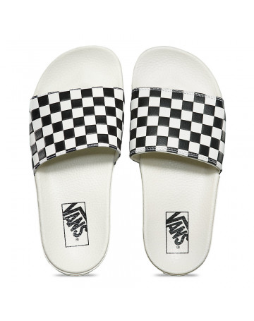 Chinelo Vans Slide-on - Branco
