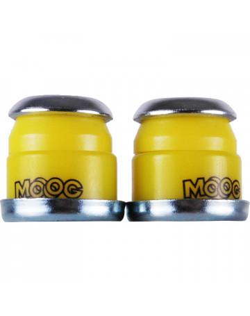 Amortecedor Barril Moog 90a Amarelo