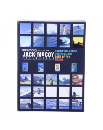 DVD Billabong Jack Mc Coy