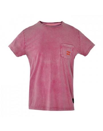 Camiseta Billabong Goagil - Vinho