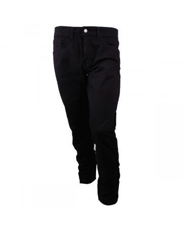 Calça Billabong Jeans Foster Preta