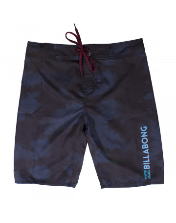 Bermuda Billabong Juvenil All Day PJ - Marinho