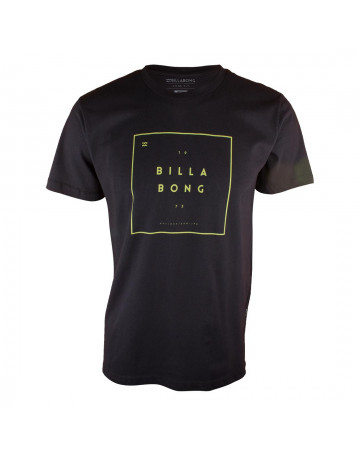 Camiseta Billabong Structure Preta