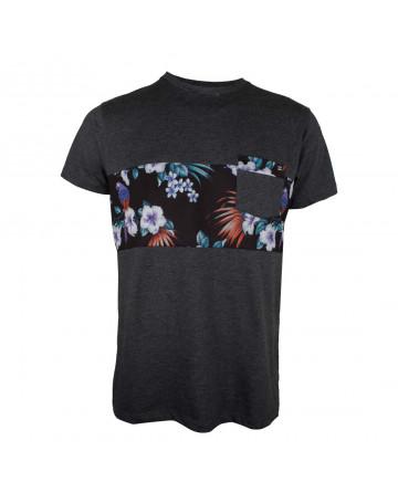 Camiseta Billabong 73 X - Chumbo