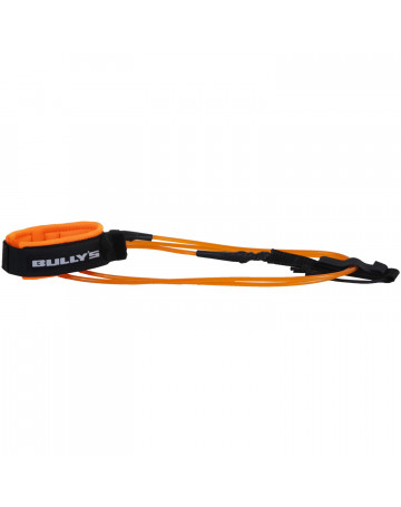 Leash Bully's Silver NST-6 6'6mm - Laranja