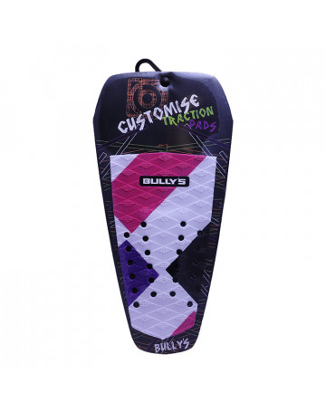 Deck Bully's Customise Traction (Centro) - Lavanda