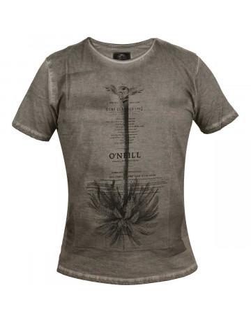 Camiseta O'Neill Original Shredding Series Cinza