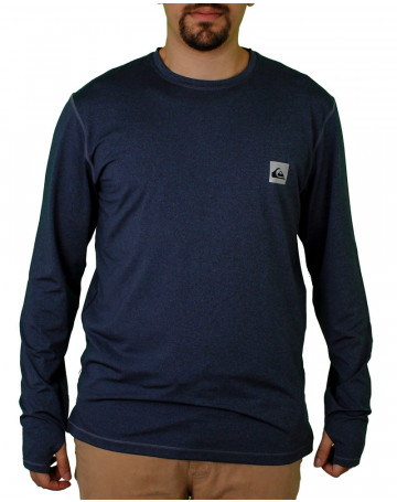 Camiseta Quiksilver Surf Salt Dog - Azul