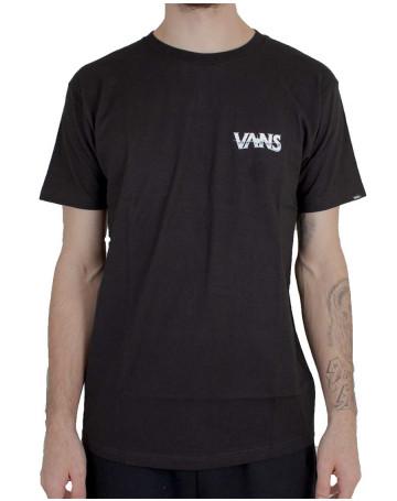 Camiseta Vans Dark - Preta