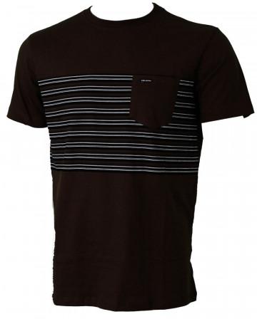 Camiseta Volcom Forzee - Marrom