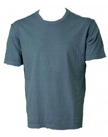 Camiseta Volcom Solid Deadly Stone - Azul