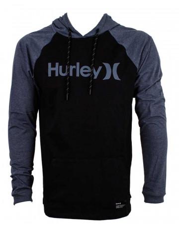 Camiseta Hurley O&O - Preto