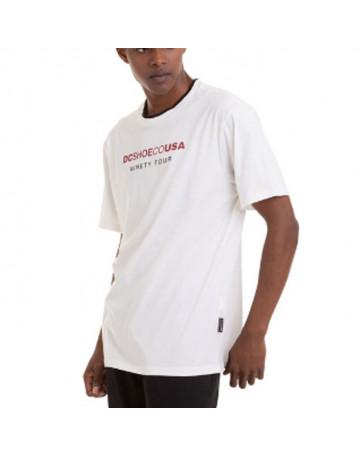 Camiseta DC Pickens Branca