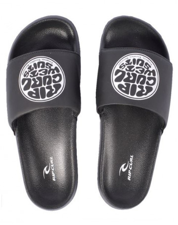 Chinelo Rip Curl Roud Carver Preto 1