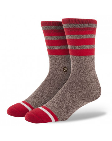 Meia Stance Sock Monkey Brown