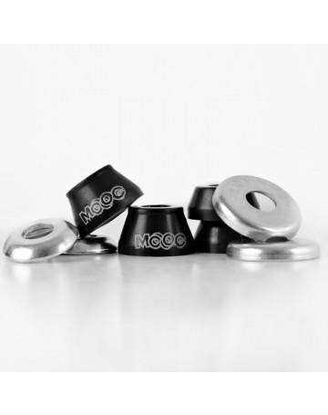 Kit Moog de Amortecedores para Skate
