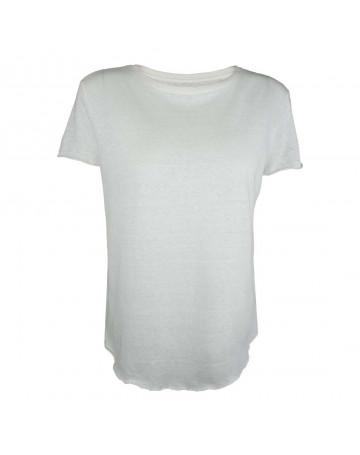 Camiseta Cantão Barra Arredonda - Branco