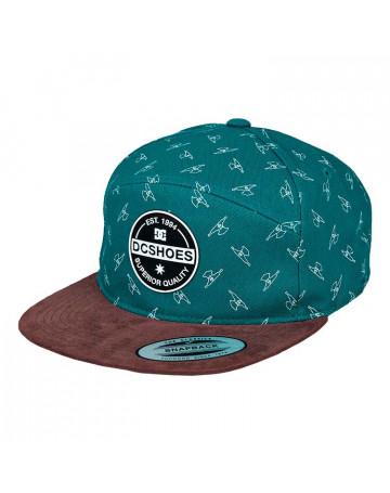 Boné DC Kingpin M Hats - Verde