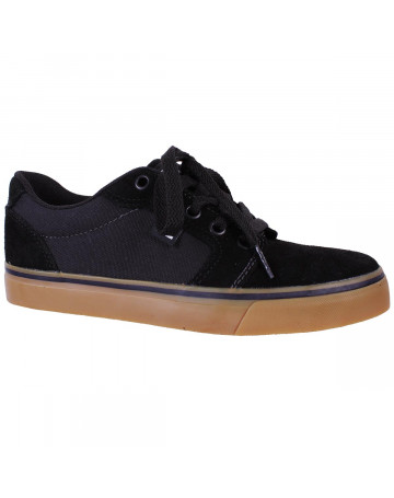 Tênis DC Anvil 2 LA Black/Gum