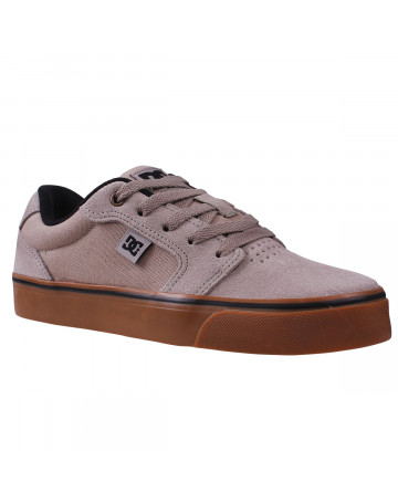 Tênis DC Anvil II LA  Grey/Gum