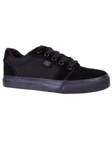 Tênis DC Anvil 2 LA Black/Black