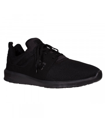 Tênis DC Heathrow - Black/Black