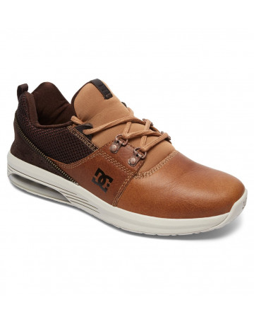 Tênis DC Heathrow IA LX - Brown/Chocolate