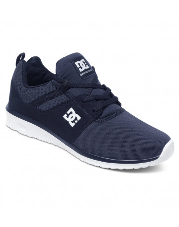 Tênis DC Shoes Heathrow - Marinho
