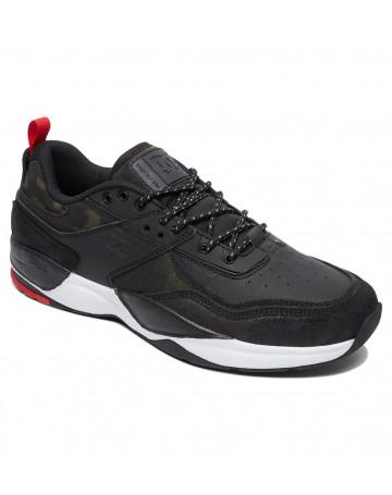 Tênis DC E.Tribeka SE Shoes - Preto/Camo