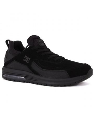 Tênis DC Vandium SE Shoes - Preto