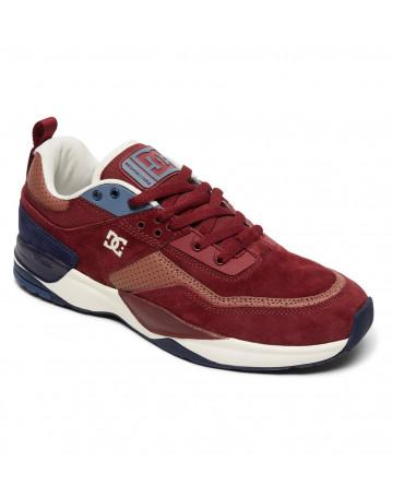 Tênis DC E.Tribeka SE Shoes - Vinho/Azul