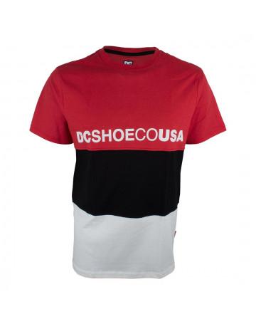 Camiseta DC Especial Glenferrie Vermelha