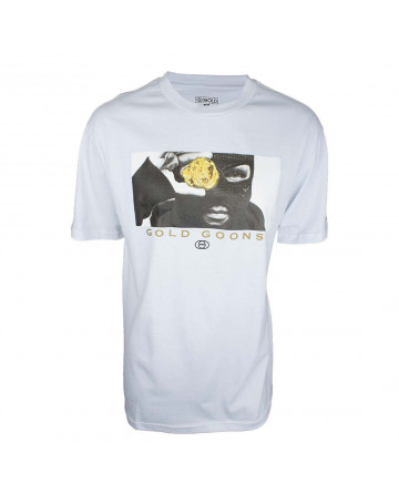 1b47da000 Camiseta Gold Wheels - Gold Goon