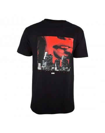 Camiseta DGK City is Mine - Preto