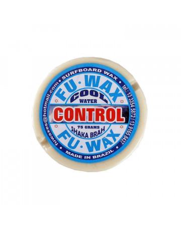 Parafina Fu Wax Cool Control - Água Fria