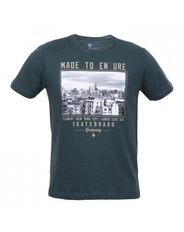 Camiseta Element East Side 2 - Verde