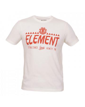Camiseta Element Ninety Two - Bege
