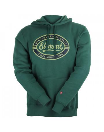 Moletom Element Upper Deck - Verde