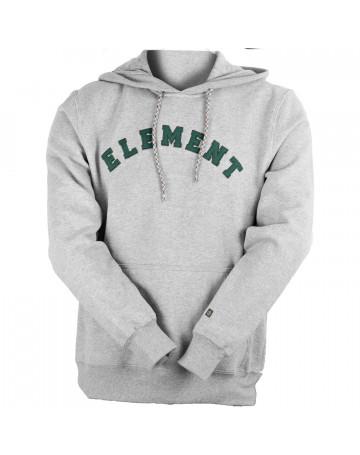 Moletom Element Life - Cinza