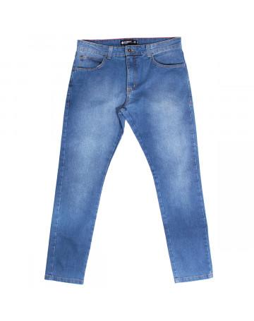 Calça Element Jeans Standard - Azul