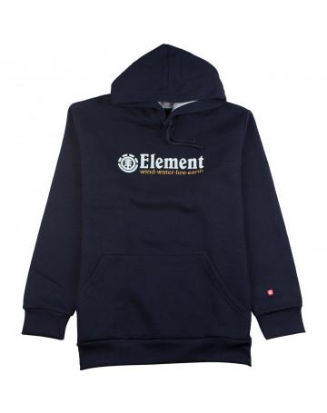 Moletom Element Start II Extra Grande - Azul