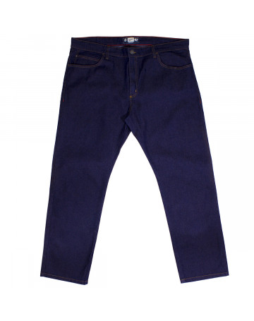 Calça Element Jeans First Extra Grande - Azul