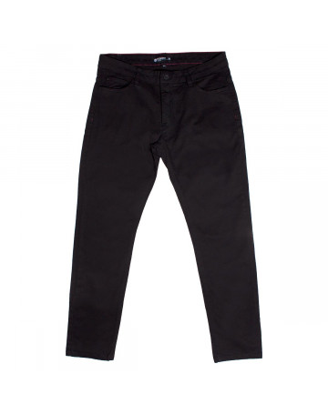 Calça Element Walk Start III Extra Grande - Preto