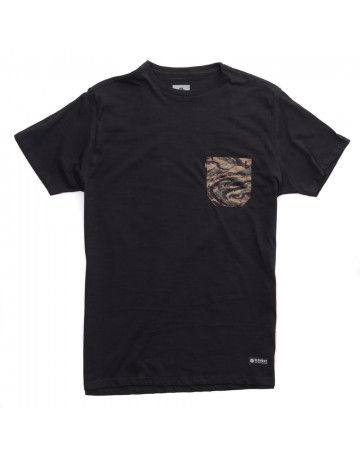 Camiseta Element Declo - Preto