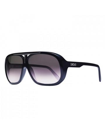 Óculos de Sol Evoke Evk 01 Black Shine Gradiente