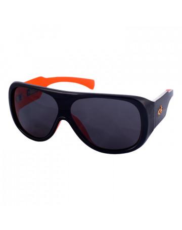 Óculos de Sol Evoke Amplifier Aviador - Preto/Laranja