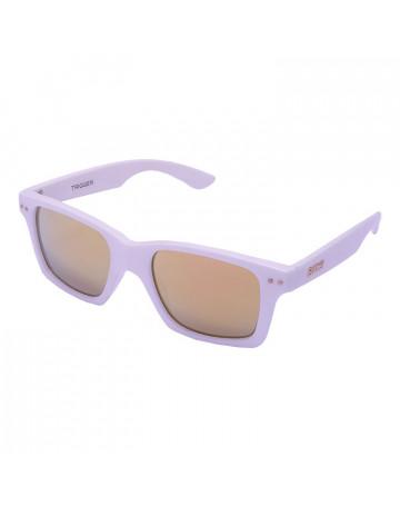 Óculos de Sol Evoke Trigger Wht/Gold