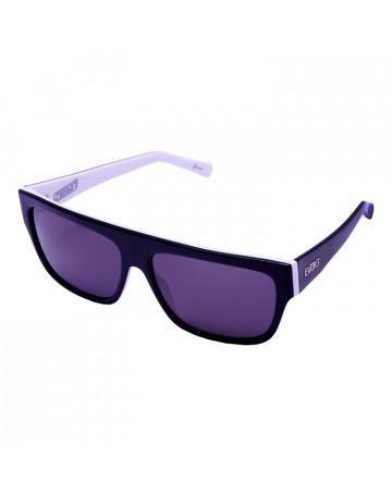 Óculos de Sol Evoke Zegon Big Blk Whi Sil