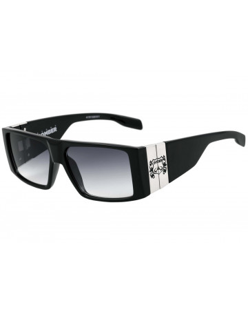 1f220c14311c6 Óculos de Sol Evoke bomber black shine gray degrade